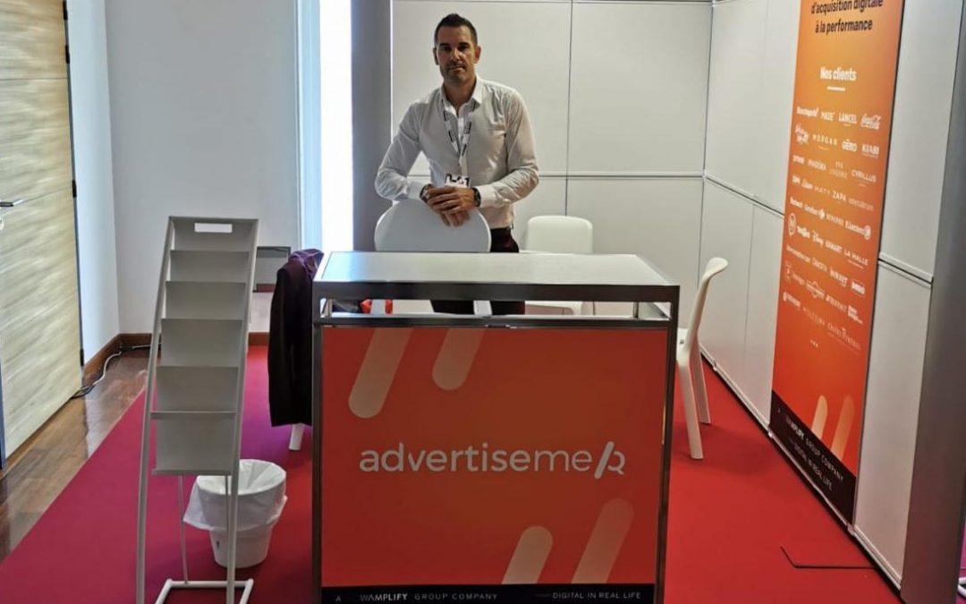 Advertise me sera heureux de vous rencontrer lors de l'édition 2019 du ONEtoONE Digital Marketing qui se tiendra à Biarritz le 8, et 10 octobre.